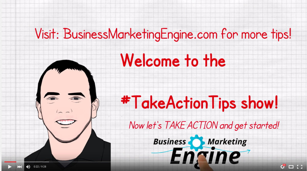 The Take Action Tips Show