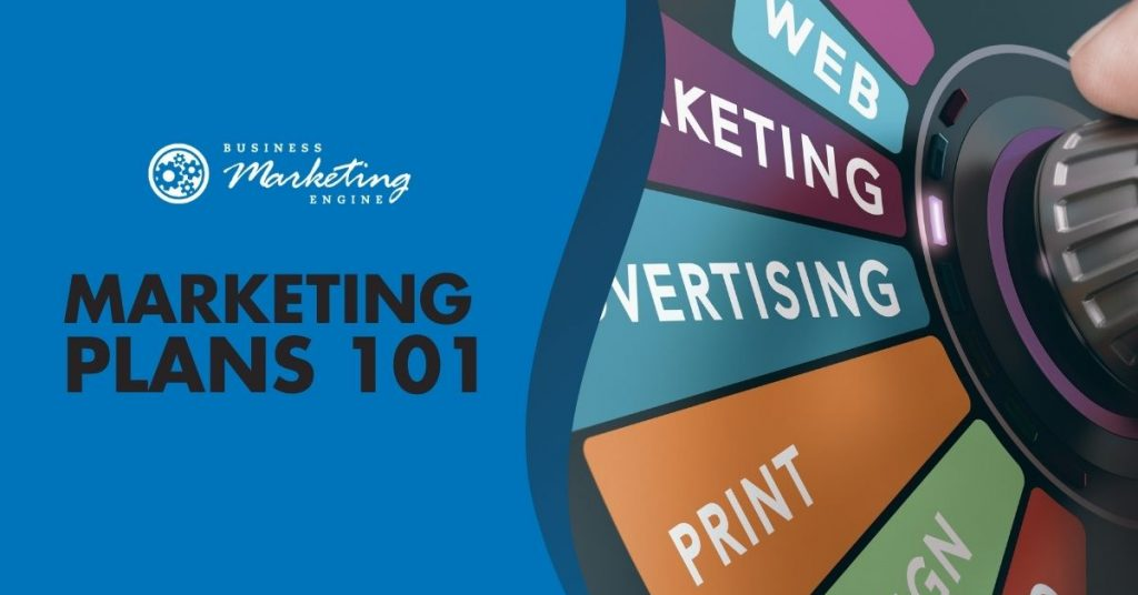 These Are The Basics of A Marketing Plan
