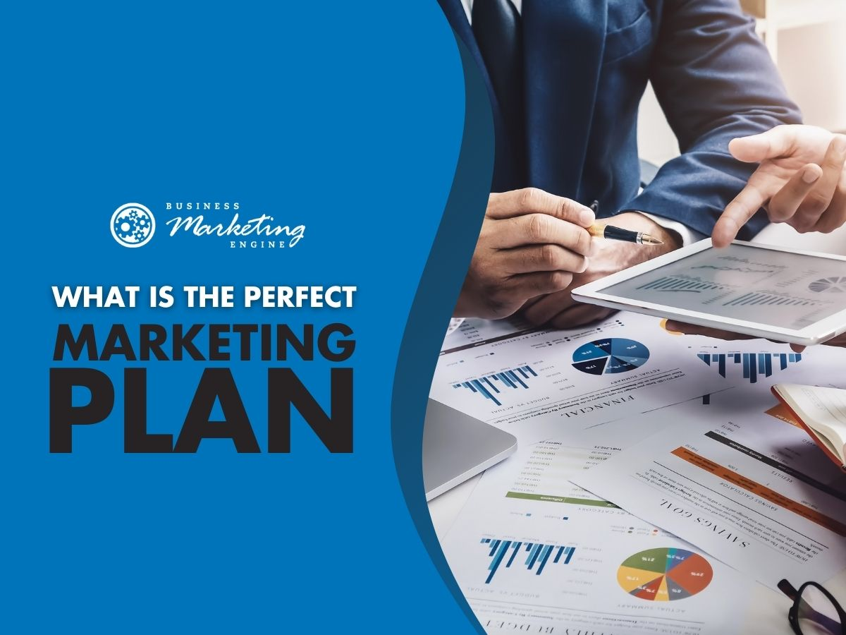 The Difference Between A Marketing Plan and The Right Marketing Plan